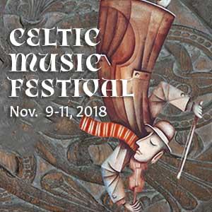 Yachats Celtic Music Festival – Nov. 9 – 11, 2018